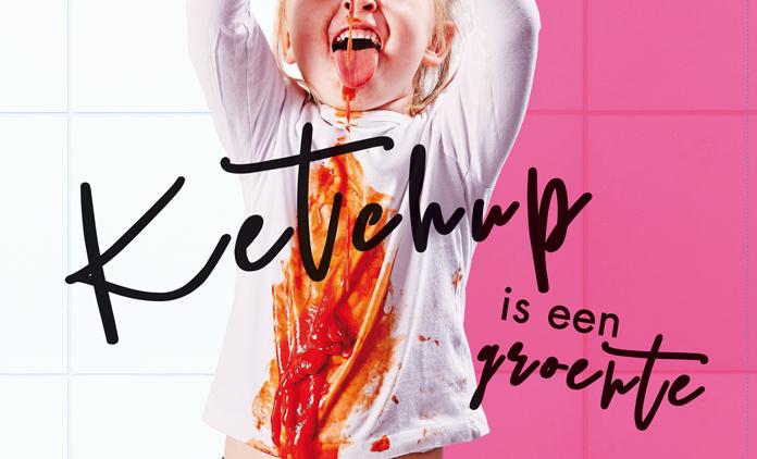 Ketchup is een groente