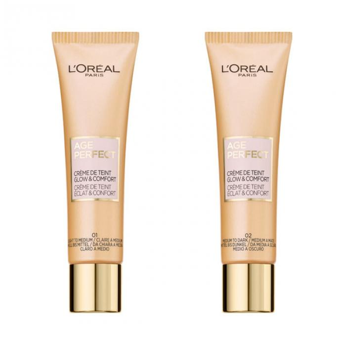 Age Perfect L'Oréal maquillage