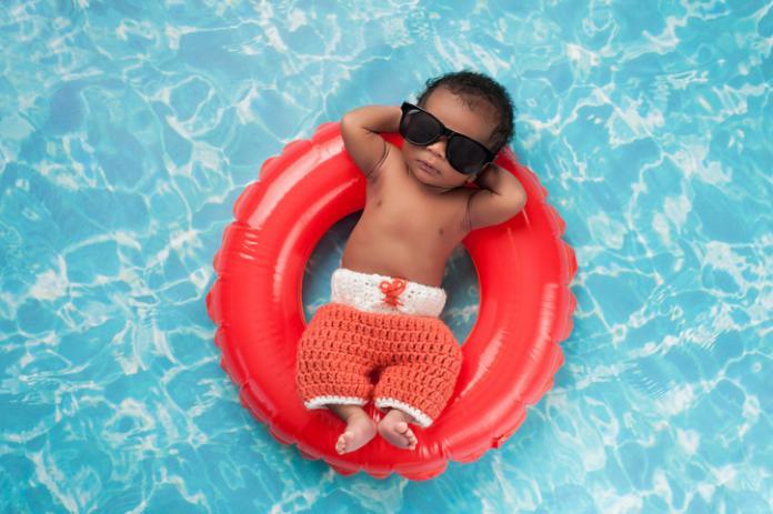 zomermode baby