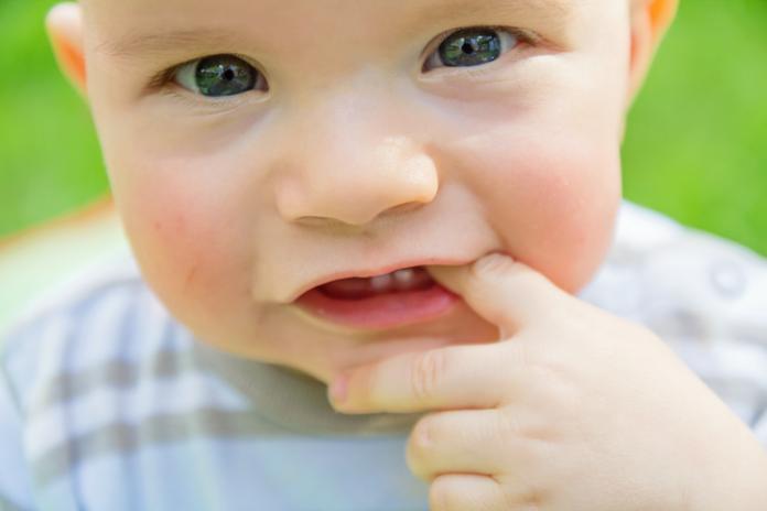 eerste tandjes