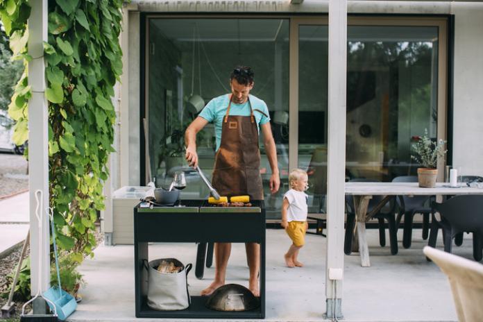 kindvriendelijk barbecueën