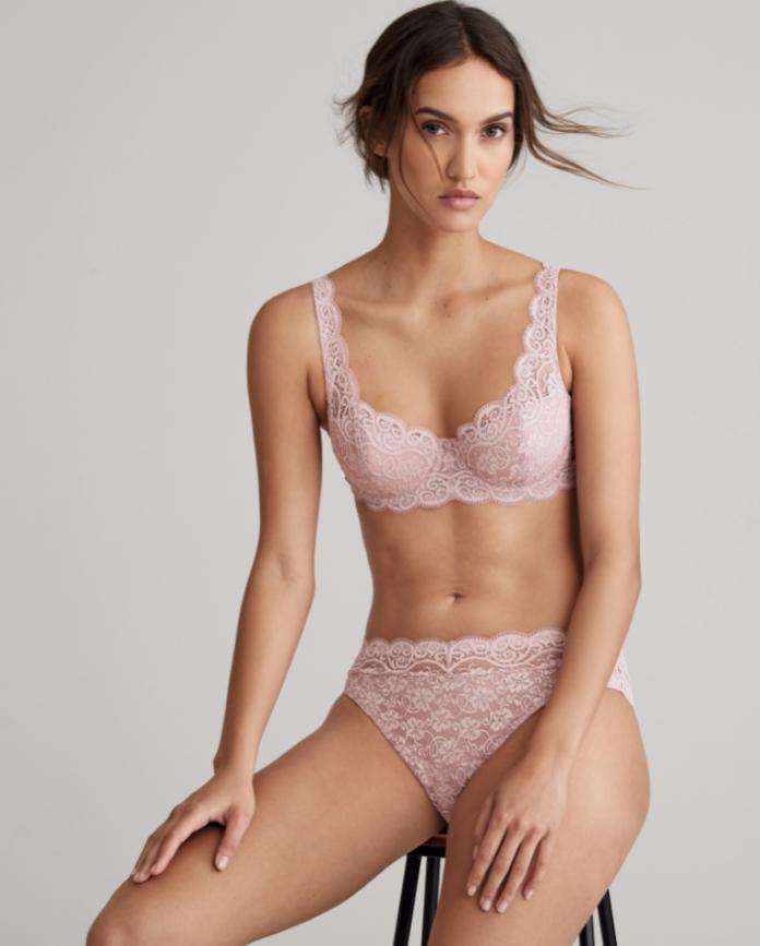 valentijn lingerie roze