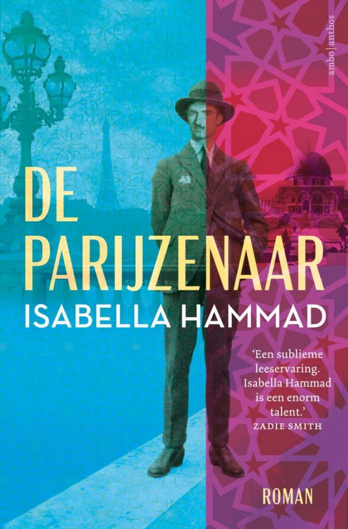 de parijzenaar isabella hammad boekentips