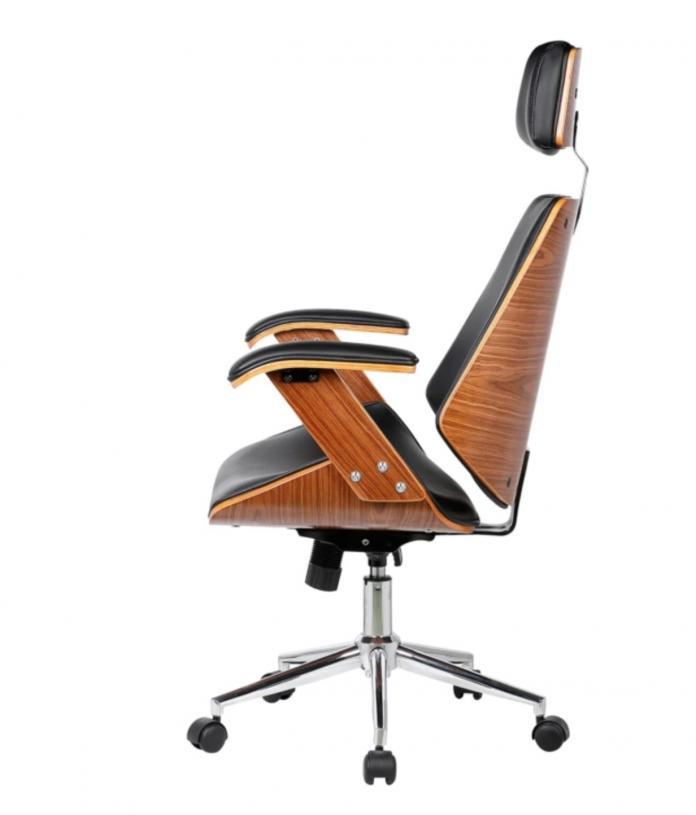 Chaise de bureau pivotante Viiki, Home24