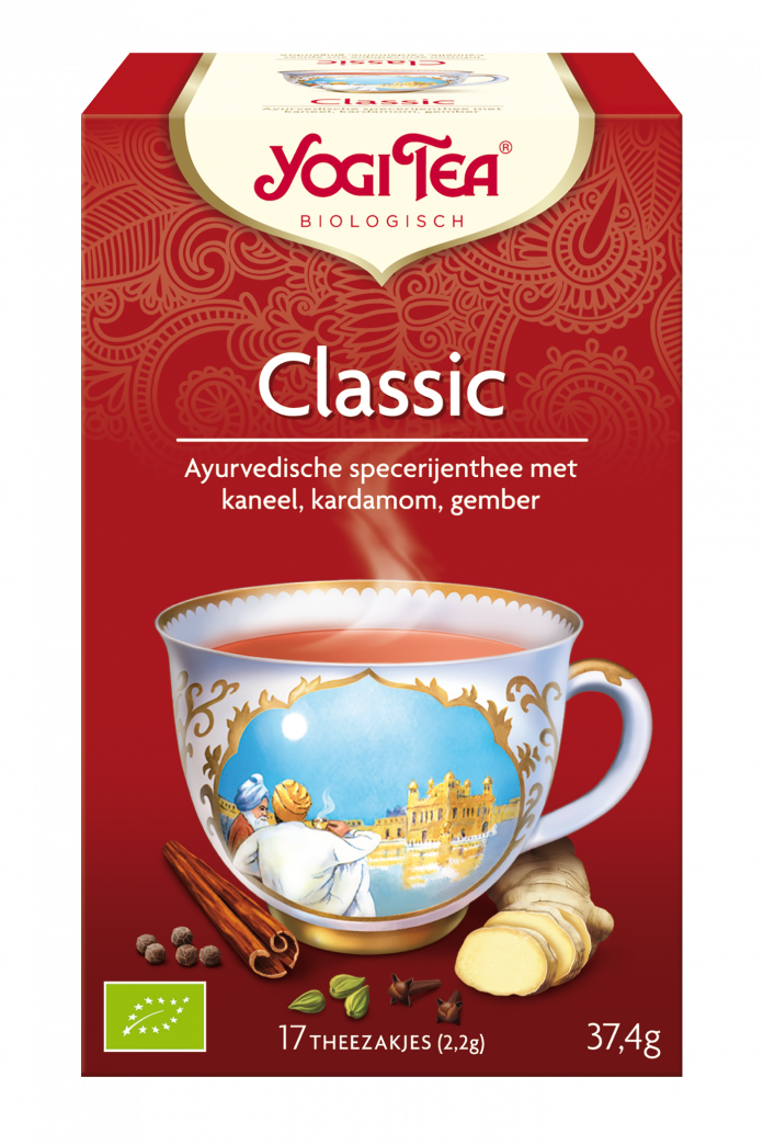 thee herfst classic chai