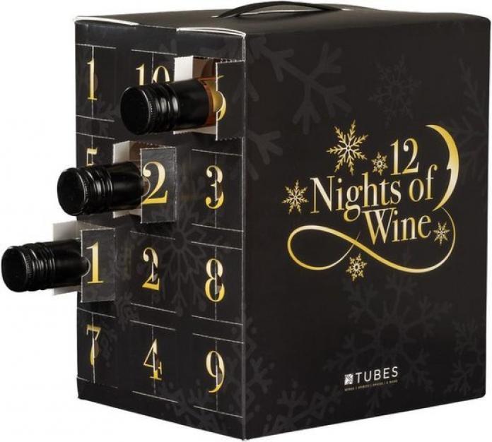 adventskalender wijn