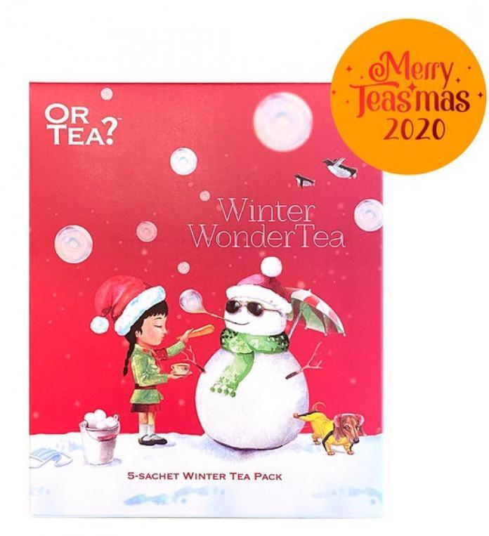 kerst winterwonder thee