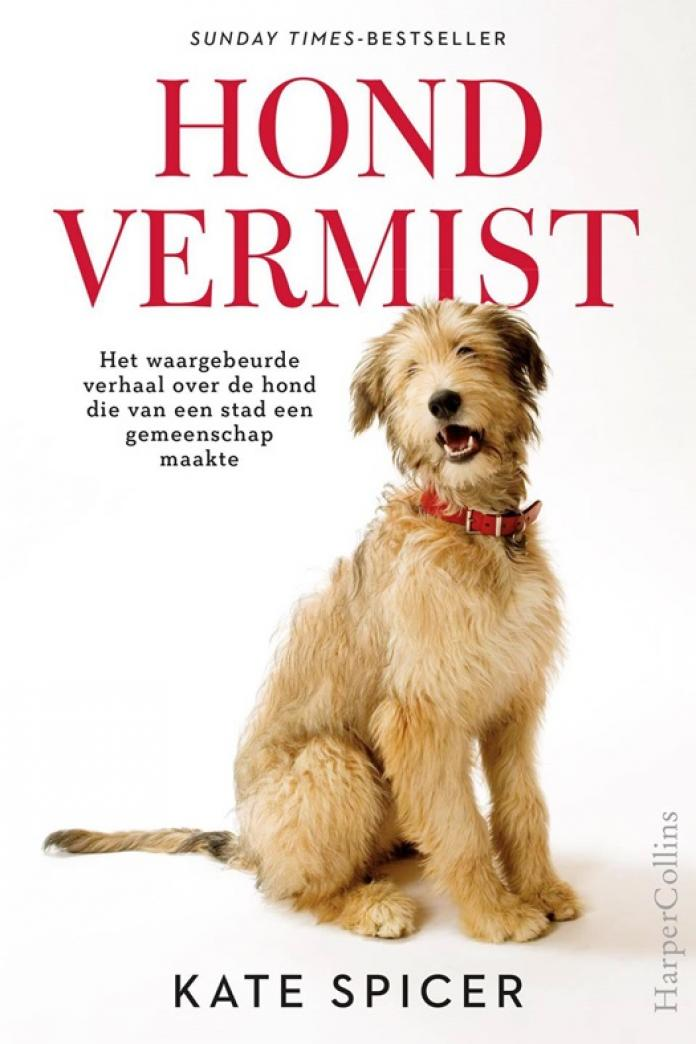 boekentips hond vermist