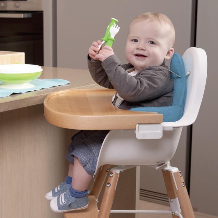 Chaise Haute Evolu 3 En 1 Pour Enfants Adaptable Hauteur
