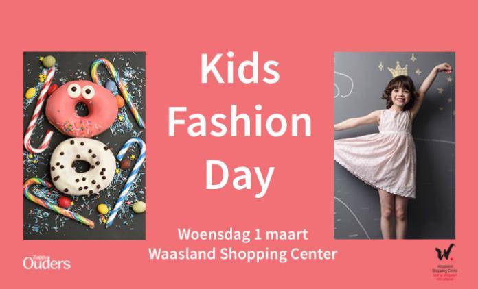 Kids Fashion Day in Waasland Shopping Center