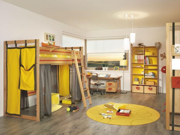 Meubels Voor Kinderkamers : Kinderkamers van massief natuurlijk hout libelle mama