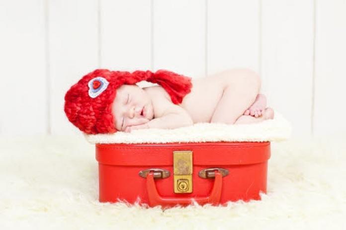 22ce5e4243d5b 7 conseils pour réussir une séance photo avec bébé ! - Femmes d ...