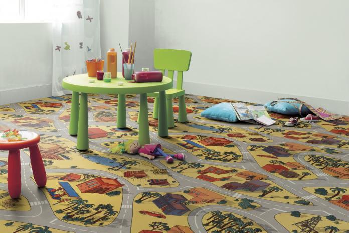 Vinyl Vloer Limburg : De ideale vloer voor de kinderkamer libelle mama