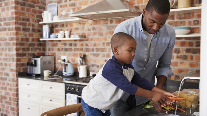 Divorce Quand Ce Sont Les Enfants Qui Gardent La Maison Femmes D Aujourd Hui Mamans