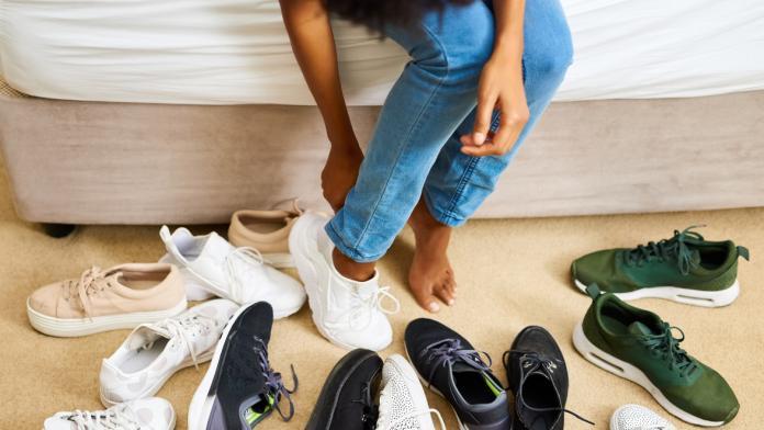 schoenen zwangerschap