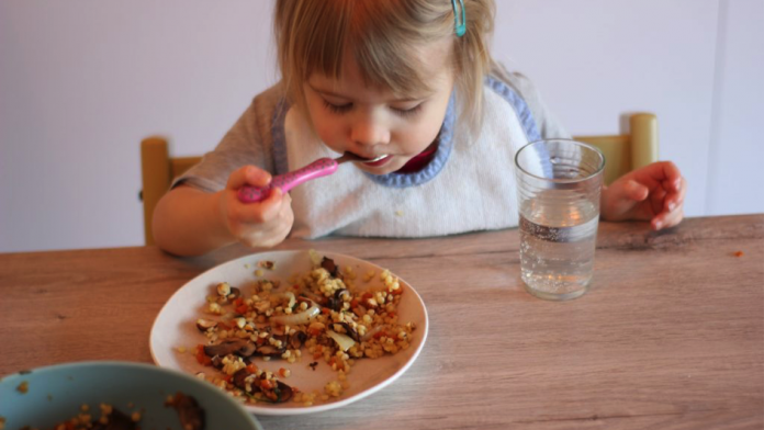vegetarisch eten met kinderen - blogpost van Mama Naturelli voor Libelle Mama