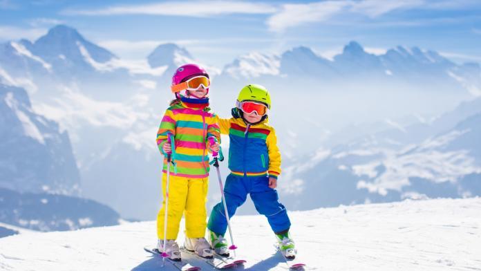 skivakantie kinderen