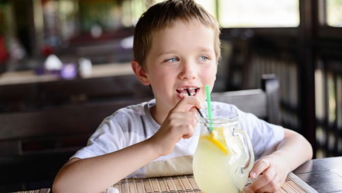 DIY limonade