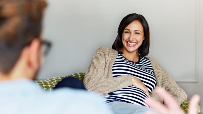 23 weken zwanger
