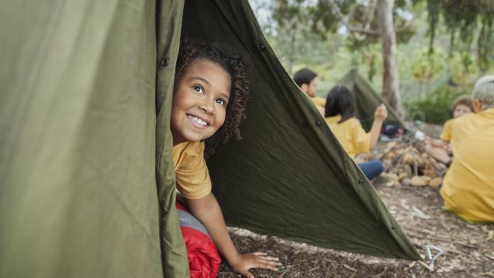 voorbereid op kamp