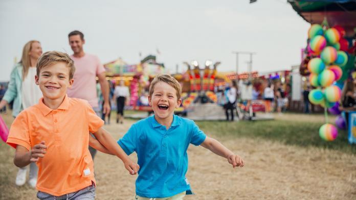 festival kinderen