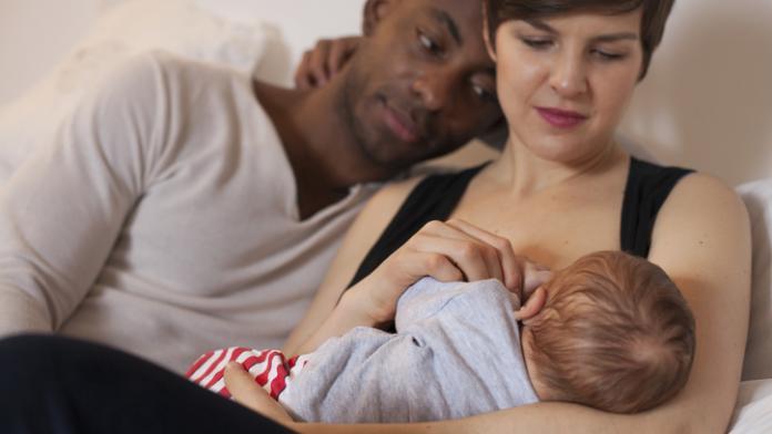 steun partner borstvoeding