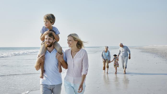 grootouders mee op vakantie