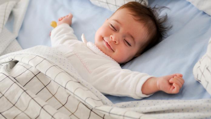 ontspannen baby