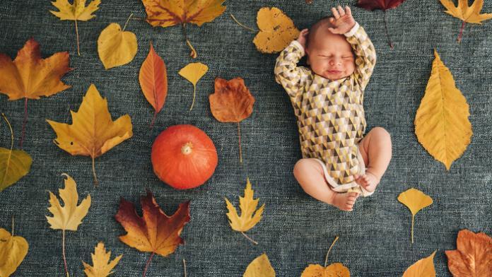 herfstmode baby