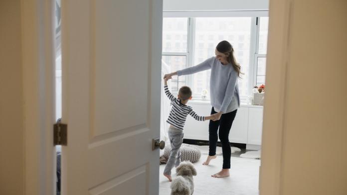meer bewegen met kind