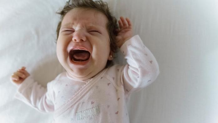 reflux herkennen baby