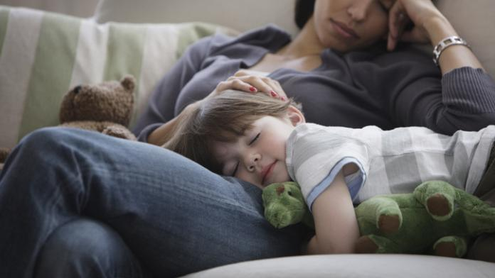 moe van het moederen