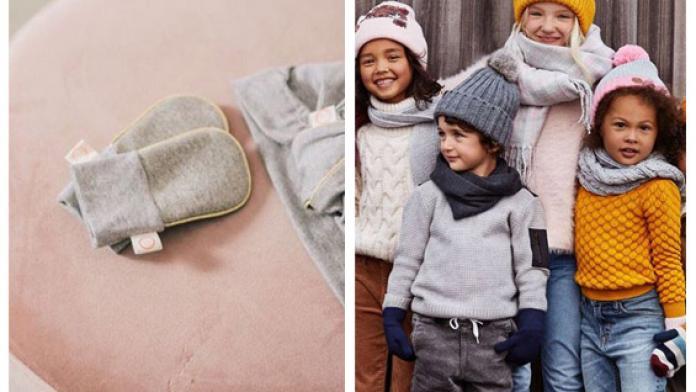 winterwantjes voor kinderen