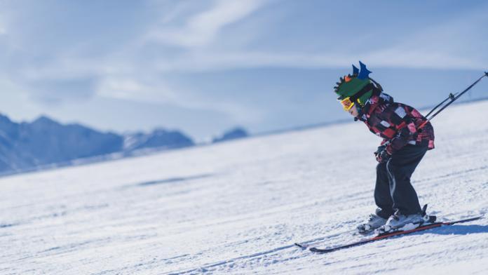 skikleding kinderen