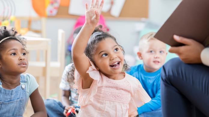 inschrijven kleuterschool