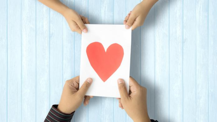 liefdesbrief kinderen