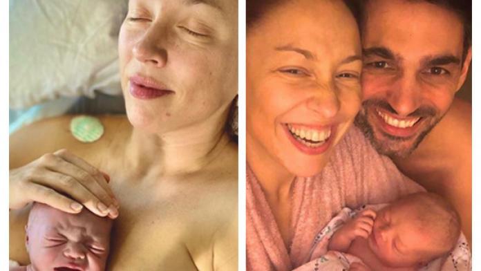 Natalia bevallen dochtertje