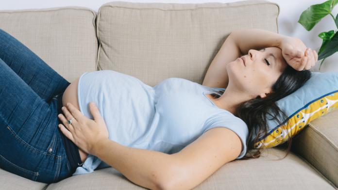 vermoeidheid zwangerschap