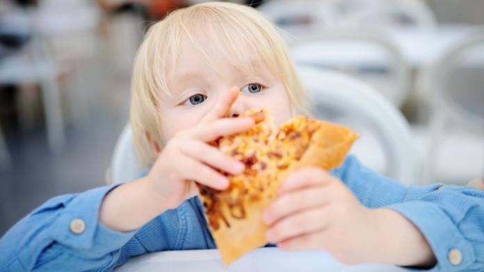 kind gezond gewicht