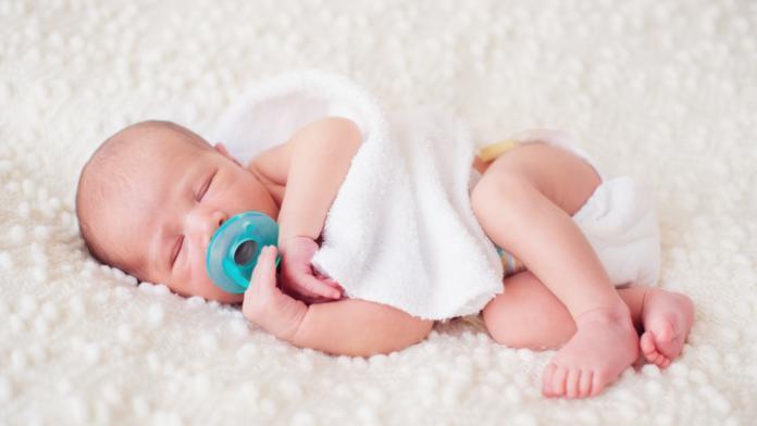 het juiste fopspeentje voor je baby