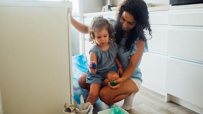duurzaam leven met kids