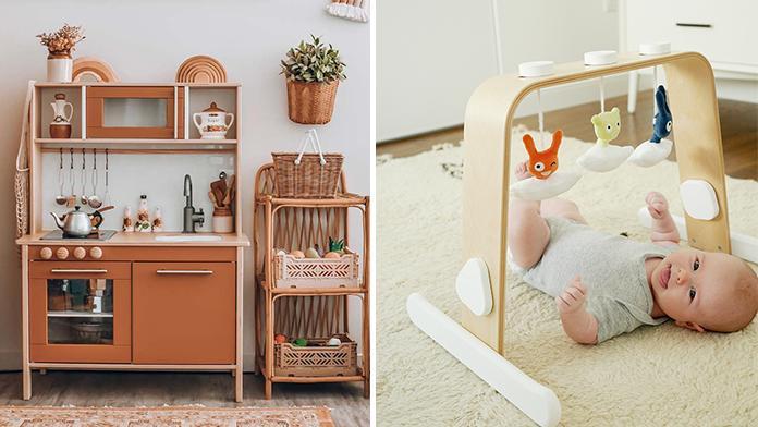 speelgoed en meubeltjes pimpen