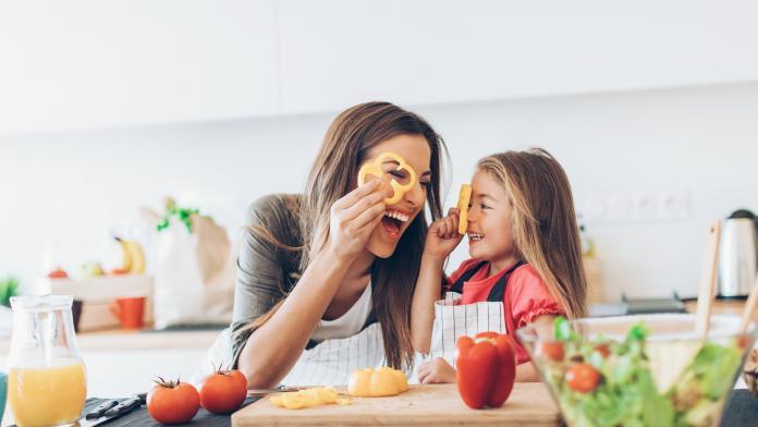 kind gezond eten