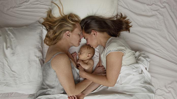 emotioneel contact baby's