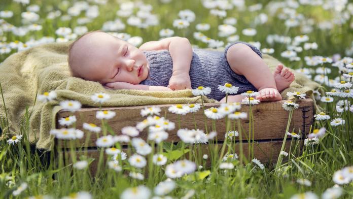babynamen natuur inspiratie