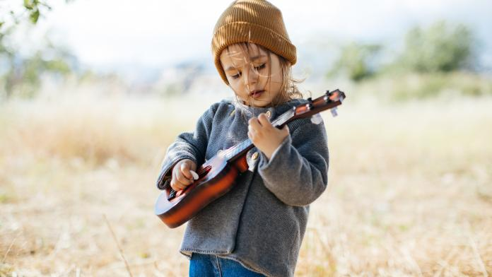 instument kinderen muziekles