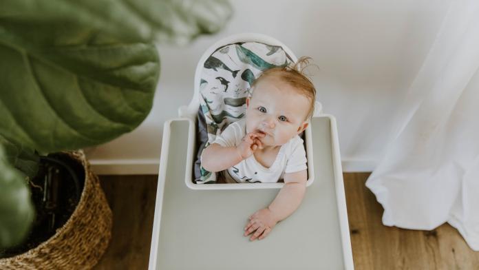 IKEA kinderstoel pimpen