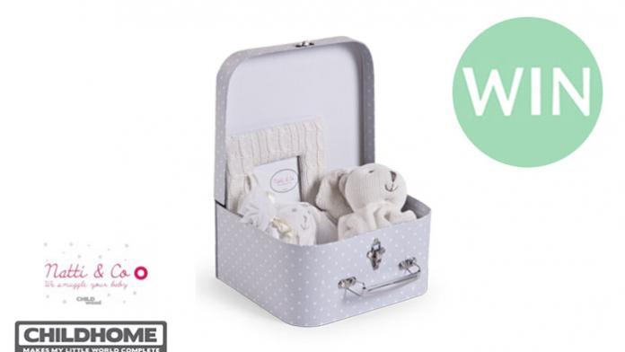 Win geschenkkoffer van Natti & Co door Childhome