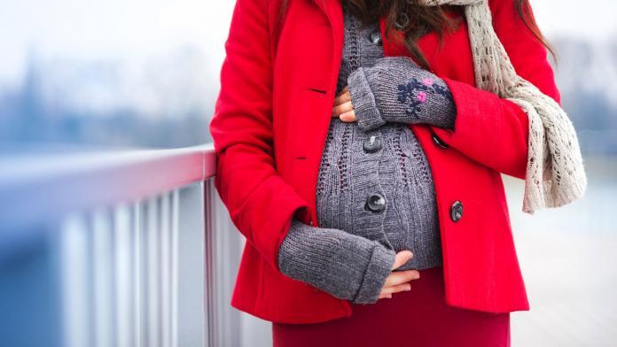 zwanger kleden