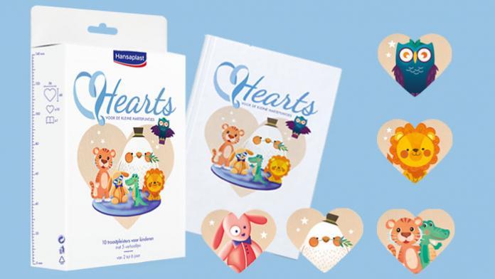 Hansaplast HEARTS